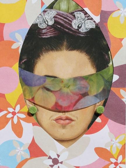 Frida eyes wide shut
