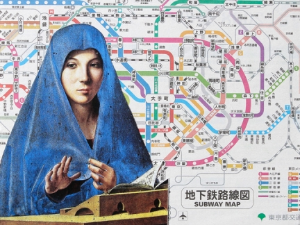 Maria Lost in Tokyo